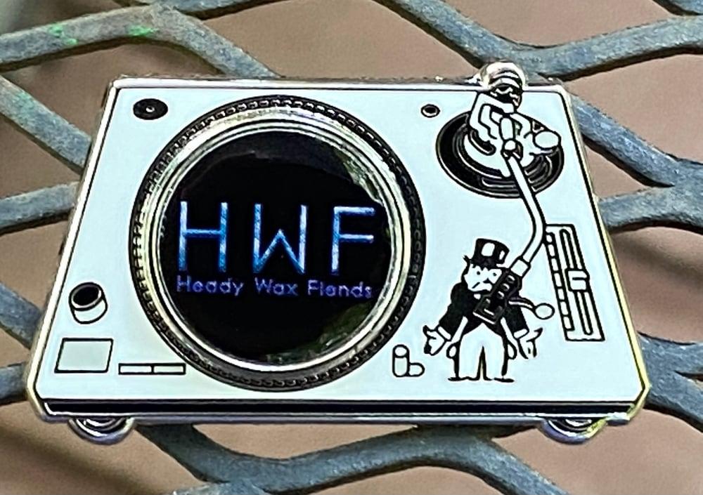 Image of HWF Turntable