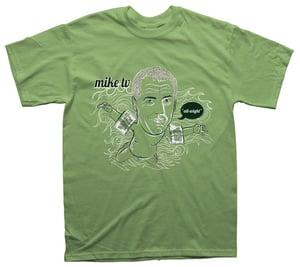 Image of Nevermind! 'Michael Babymore' shirt.