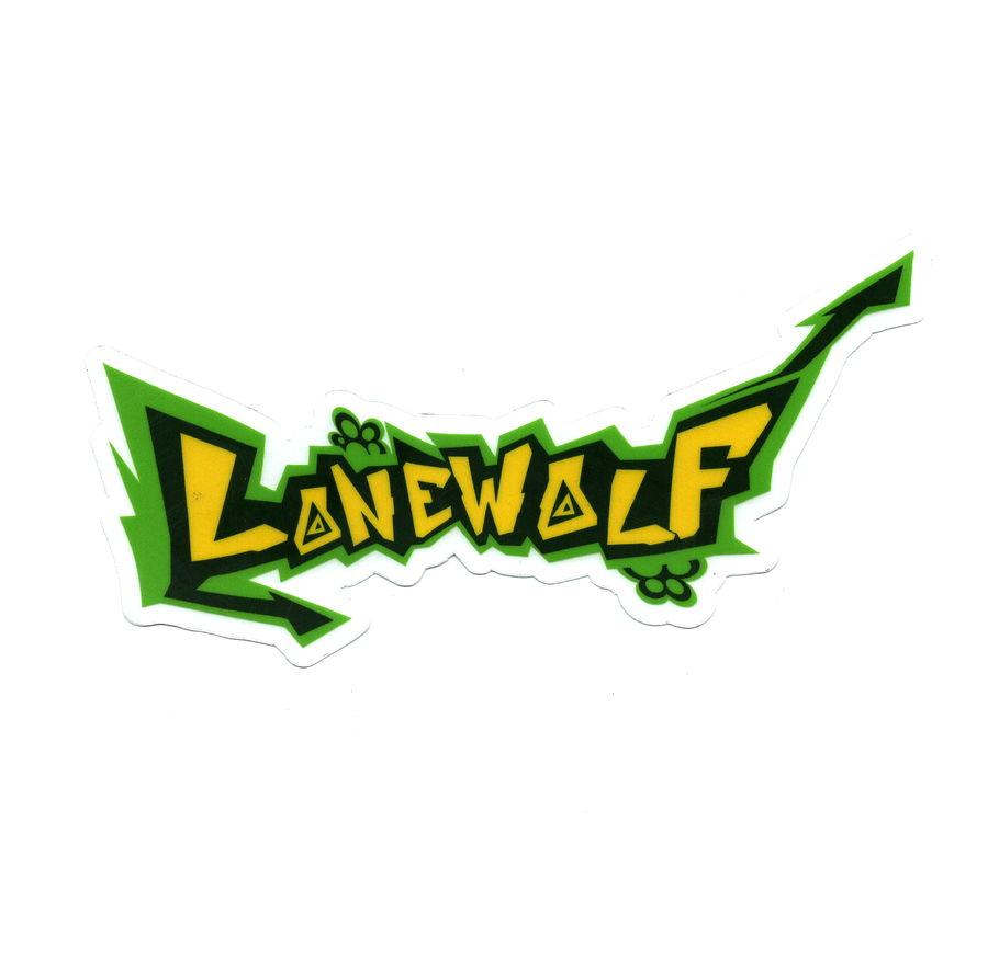 Image of Loneset Sticker