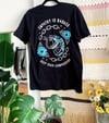 T-shirt (sizes XS-2XL)