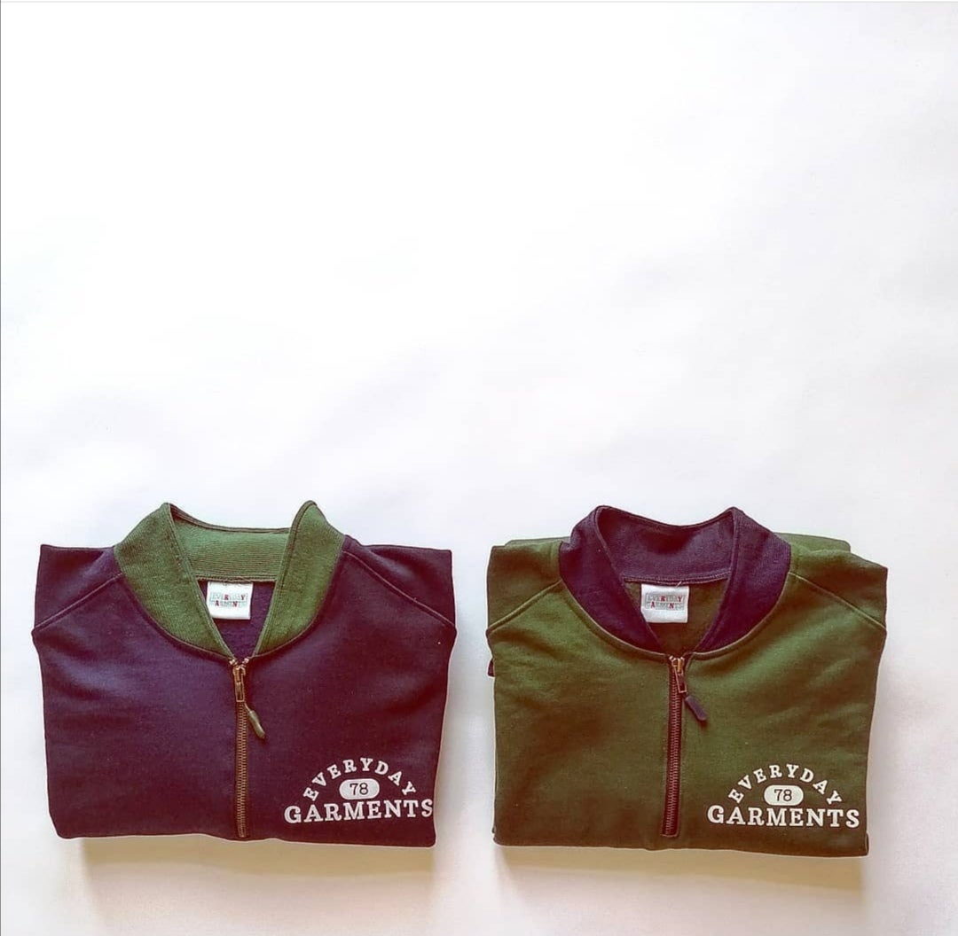 Image of EVERYDAY GARMENTS VINTAGE BASEBALL SWEATERS SWEATER