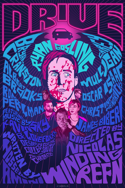 Image of Drive Poster