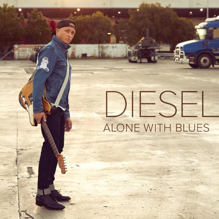 Image of Alone With Blues - CD