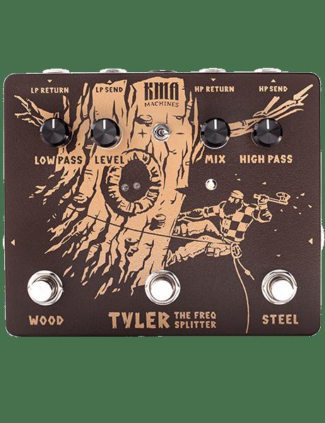 Image of Tyler - The Frequency Splitter