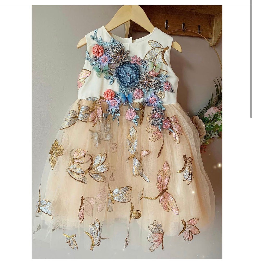 Image of Dragonfly dress