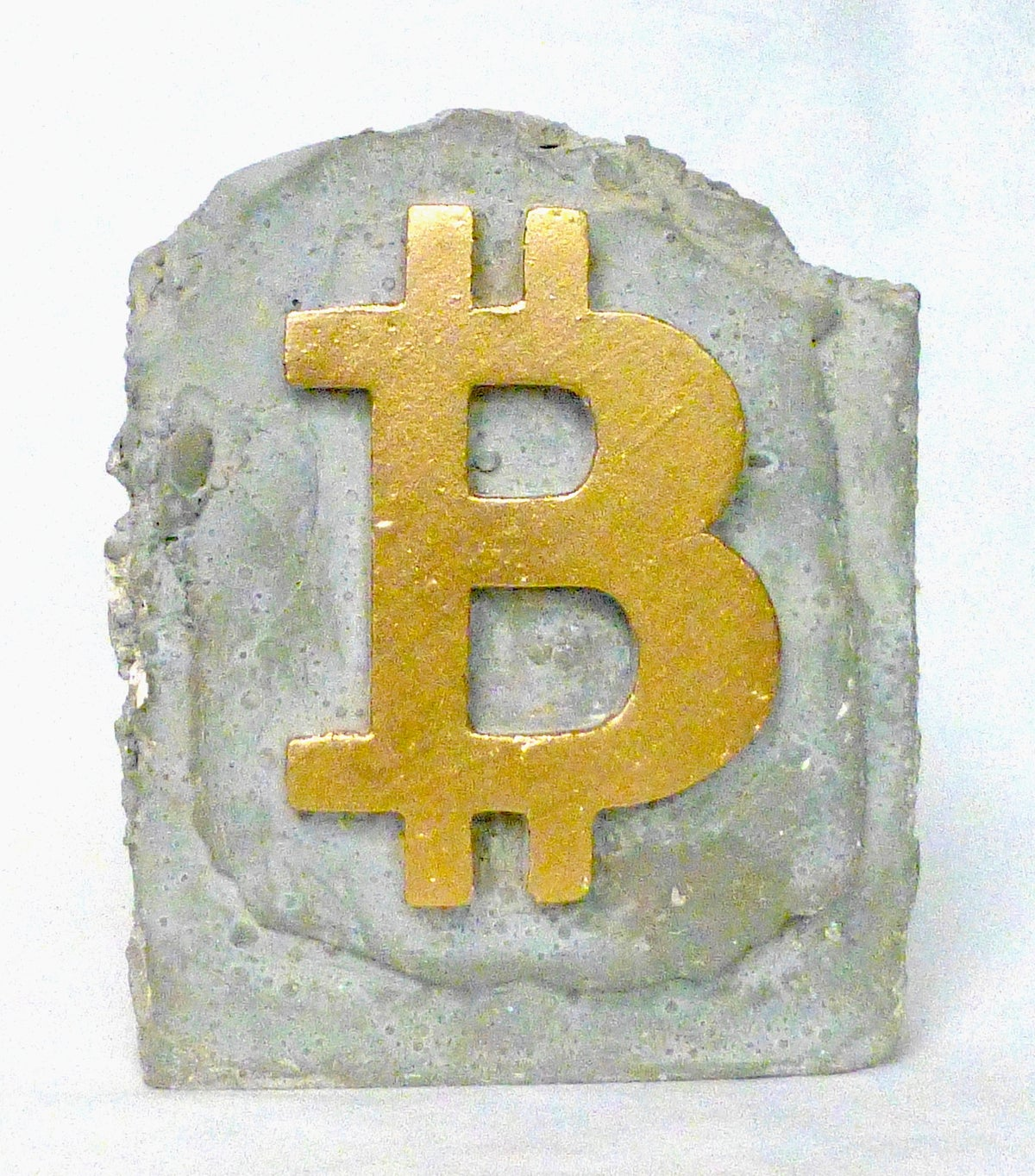 Image of BITCOIN 1/10. Signed.
