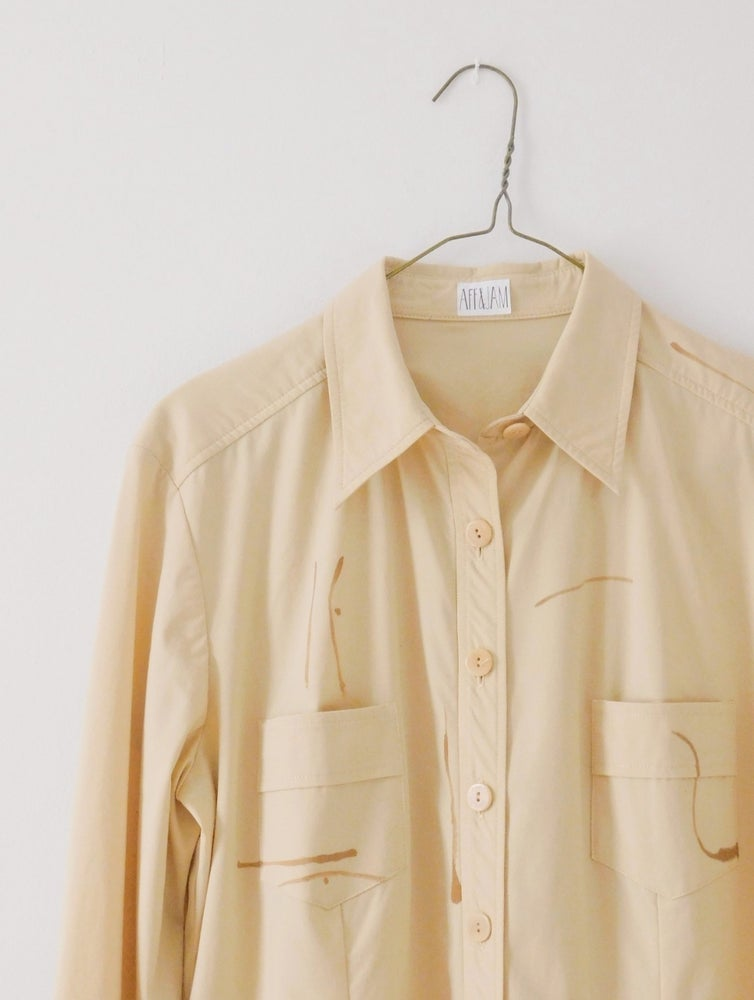 Image of mustard seed blouse
