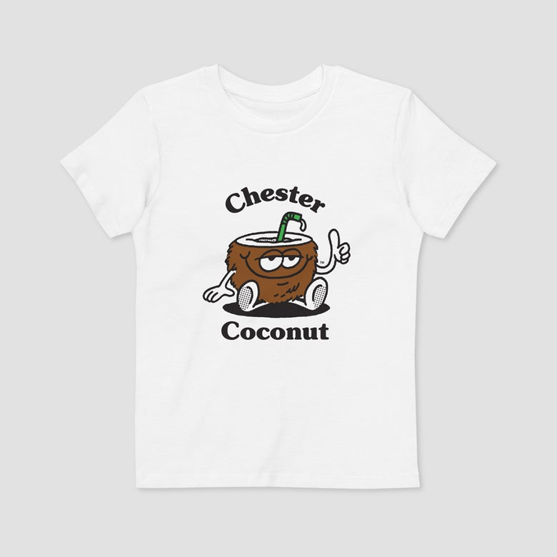 Image of Chester Coconut -  kids t-shirt