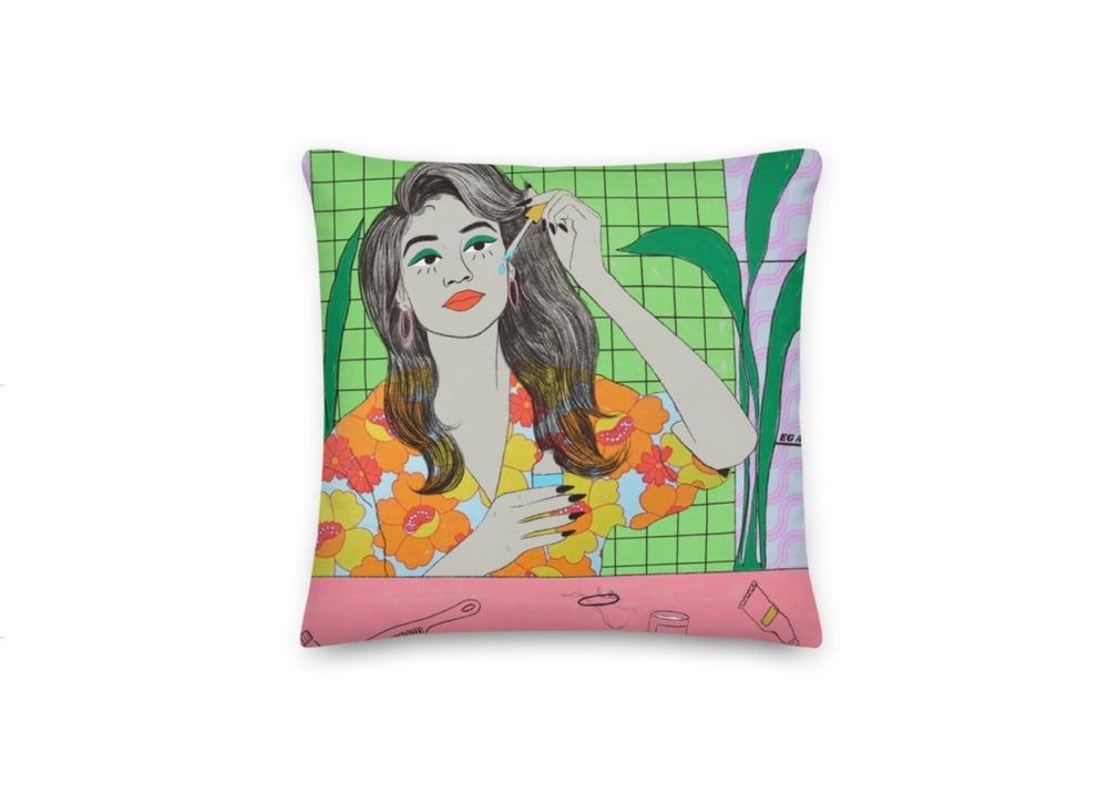Image of Tiempo para mí  2 in 1 Pillow