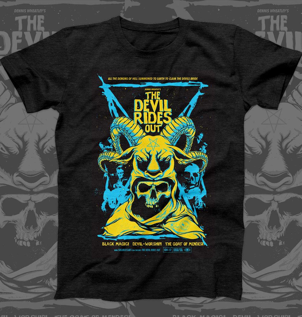 The Devil Rides Out Shirt
