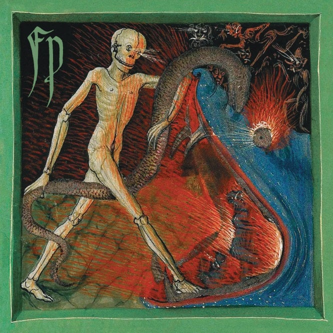 "Image of Funereal Presence ""Acathius"" _12"" LP_  LP Sepulchral Voice"