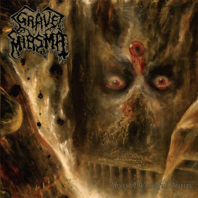"Image of Grave Miasma ""Abyss Of Wrathful Deities"" _ 2 x 12"" LP _ Sepulchral Voice"