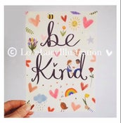 Image of Be Kind Limited Edition Print