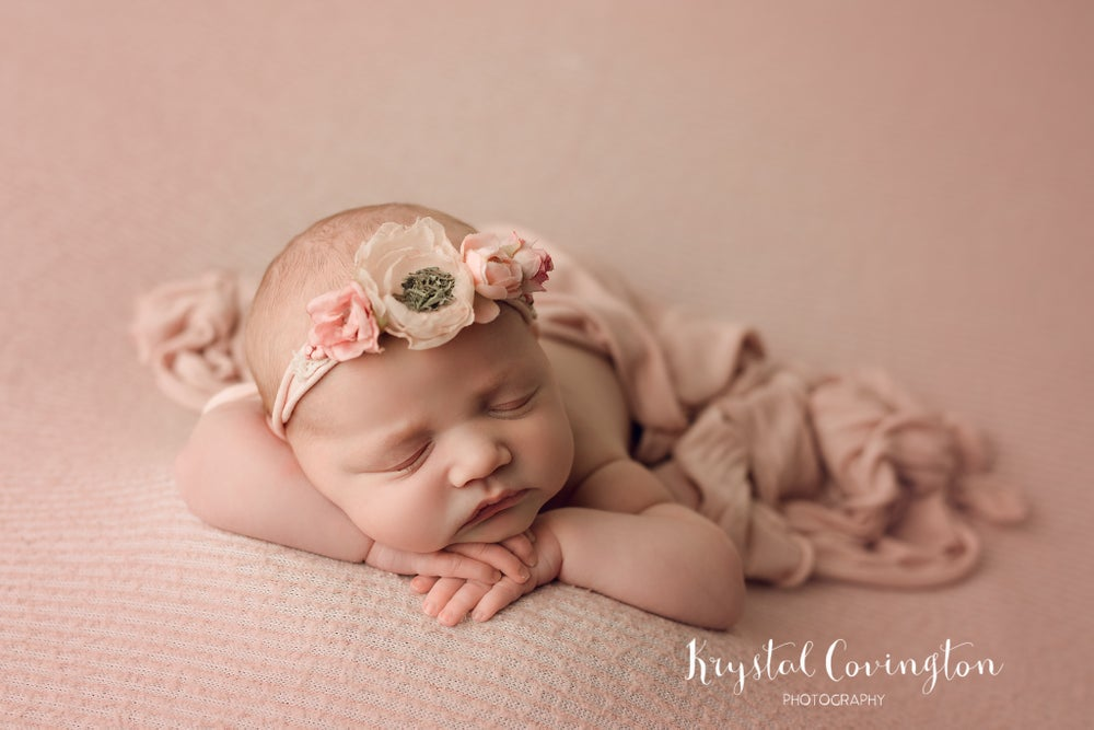 Image of Deluxe Newborn Session