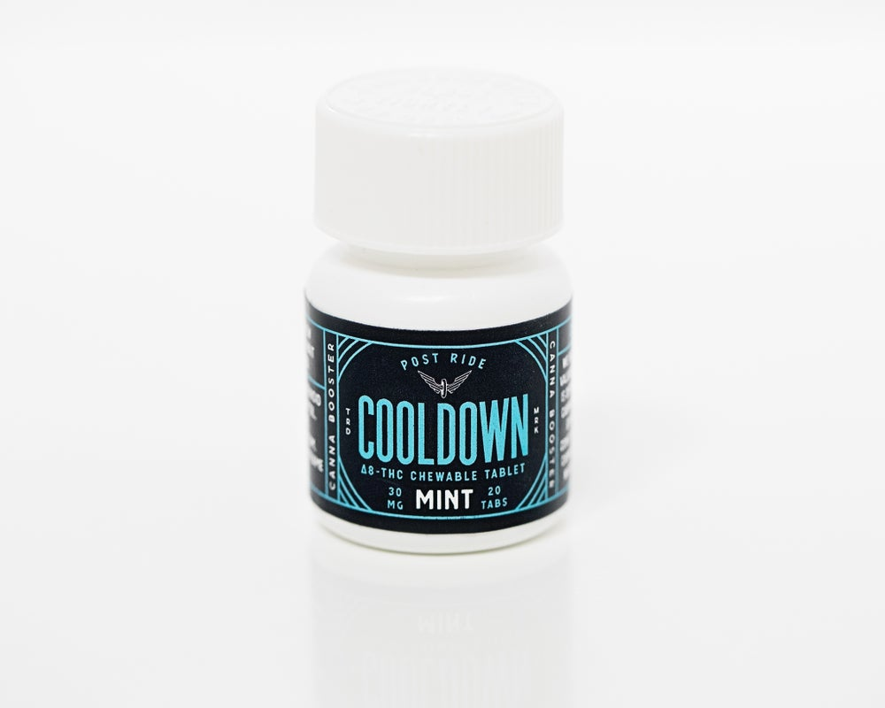 Image of COOLDOWN- Mint Delta8 Chew
