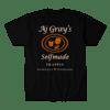 AJ GRAY-SELFMADE TRAPPIN SHIRT (BLACK)