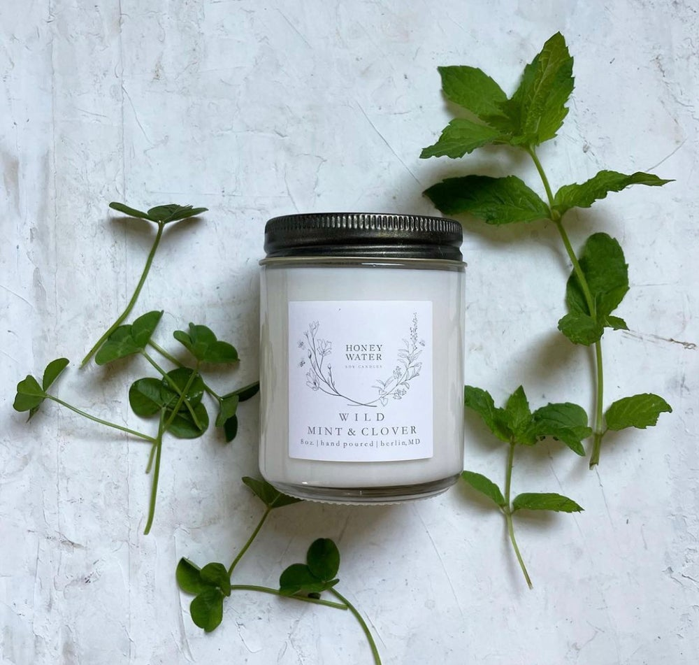 Image of Wild mint & clover