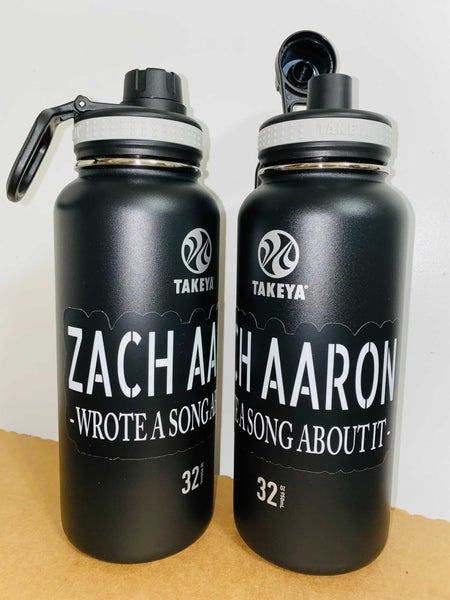 Image of Zach Aaron Hiking Canteen