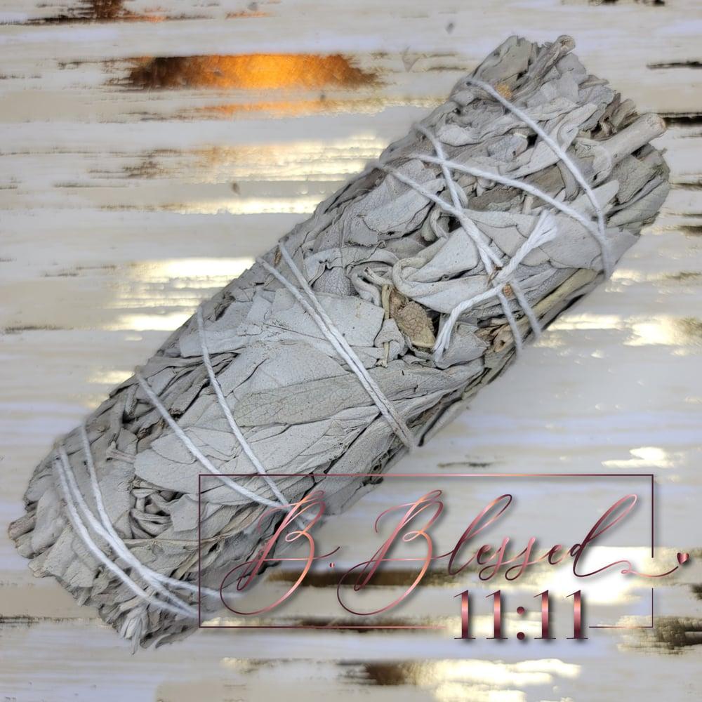 Image of Jumbo White Sage Stick