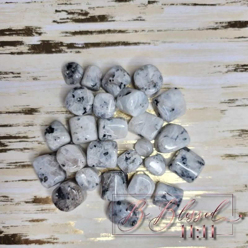 Image of  🌙Moonstone🌚 Tumble Stones