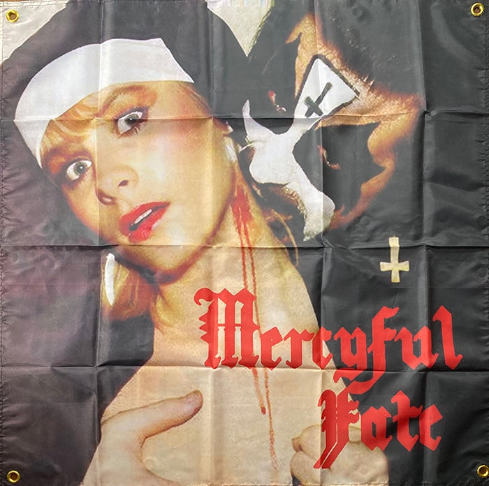 Image of Mercyful Fate - Flag / Banner / Tapestry