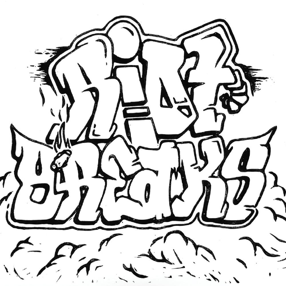 """Image of 7"""" Vinyl - Riot Breaks - Pony Records"""