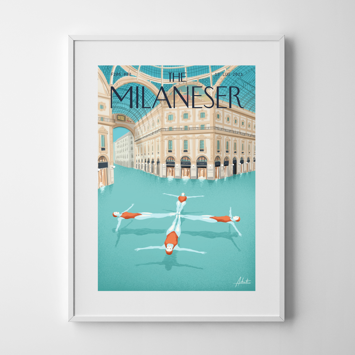 Image of The Milaneser #80