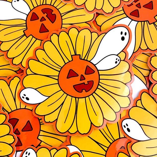 Image of Daisyween Sticker