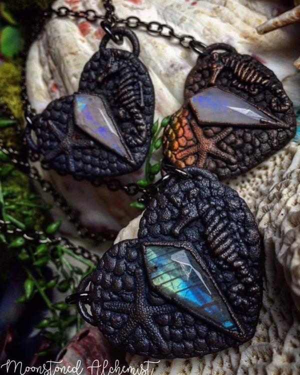 Image of Mermaid Amulets