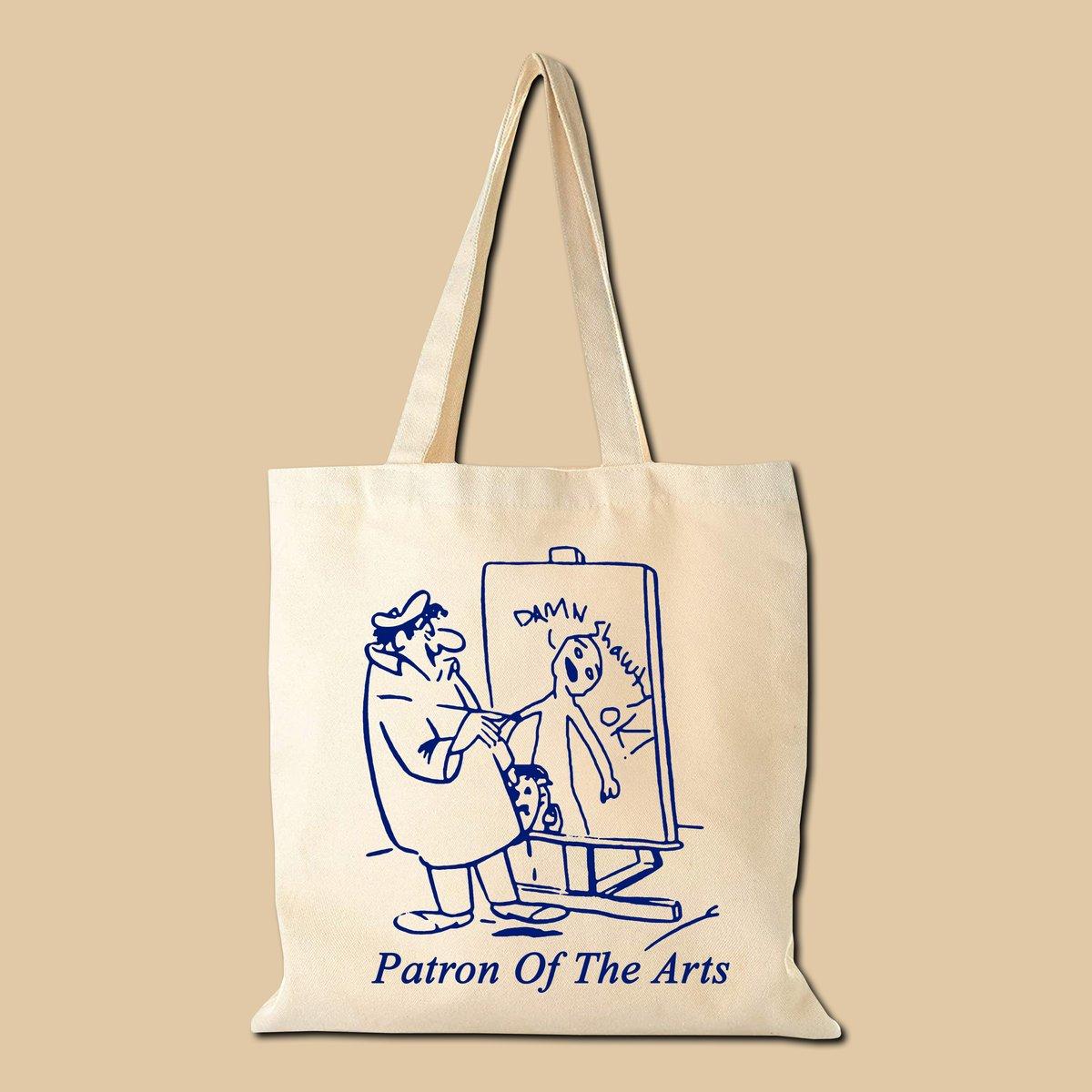 PATRON OF THE ARTS