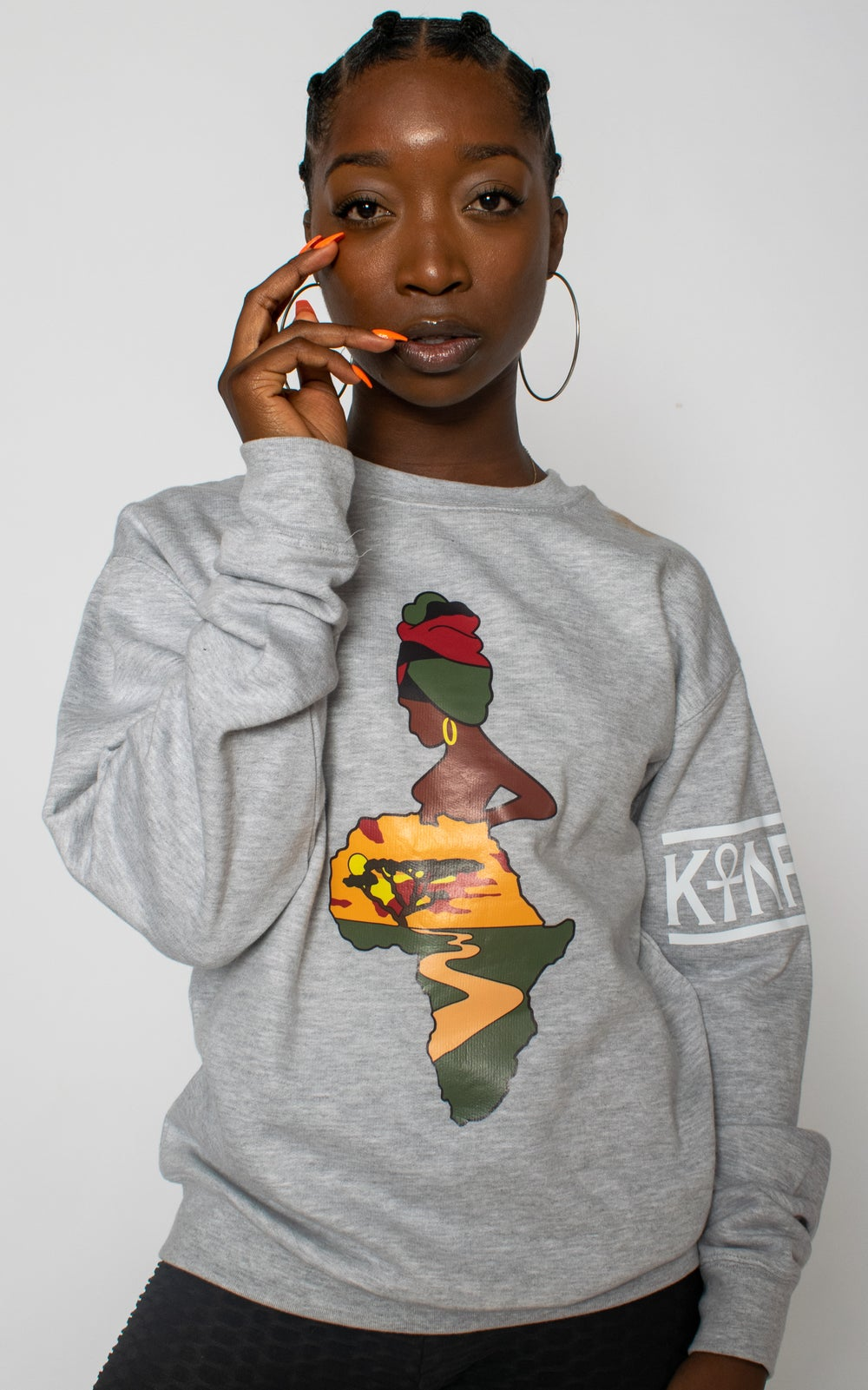 Image of Mother Africa Sweater