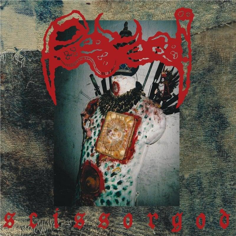 """Image of Reveal """"Scissorgod"""" 12""""LP_Sepulchral Voice"""