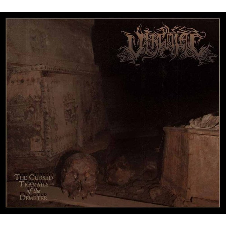 """Image of Vircolac """"The Cursed Travails Of The Demeter"""" 12""""LP_Sepulchral Voice"""