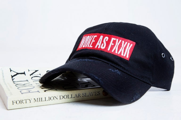Image of Woke As Fxxx Crown