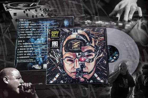 """Image of Immortal Auditory 12"""" LP"""
