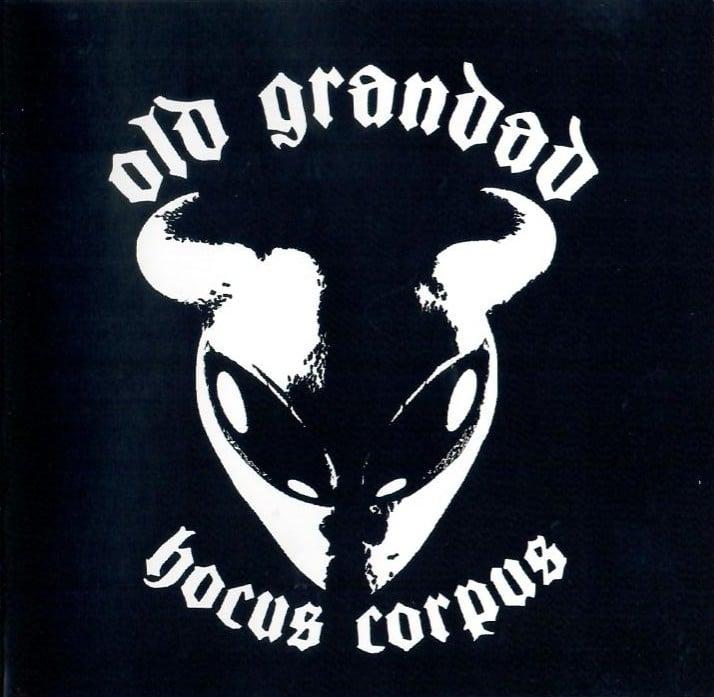 """Old Grandad """"Hocus Corpus"""" CD"""