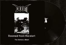 """DOOM """"Doomed From The Start"""" LP"""