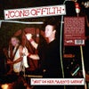 """ICONS OF FILTH """"Not On Her Majesty's Service"""" LP"""