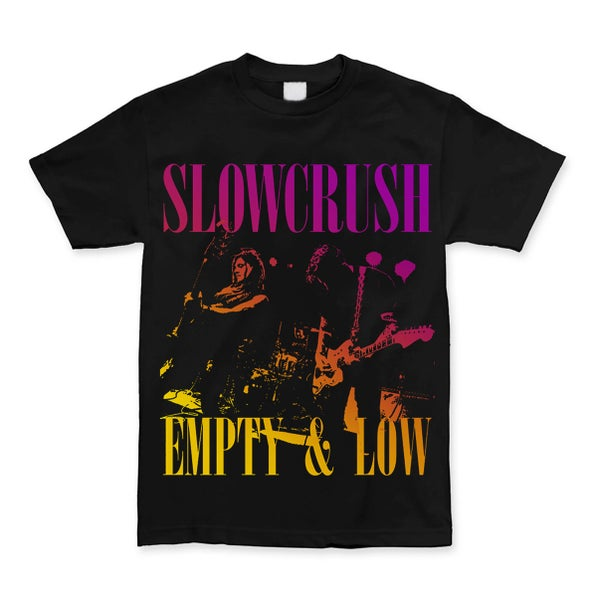 Image of 'Empty & Low' t-shirt