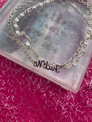 Image of Excuse my French anklet set