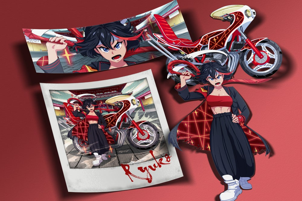 Image of Ryuko Collection