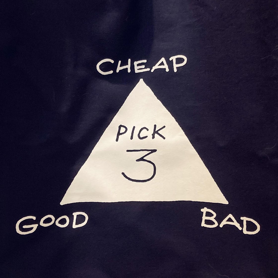 Image of PICK 3 TOTE