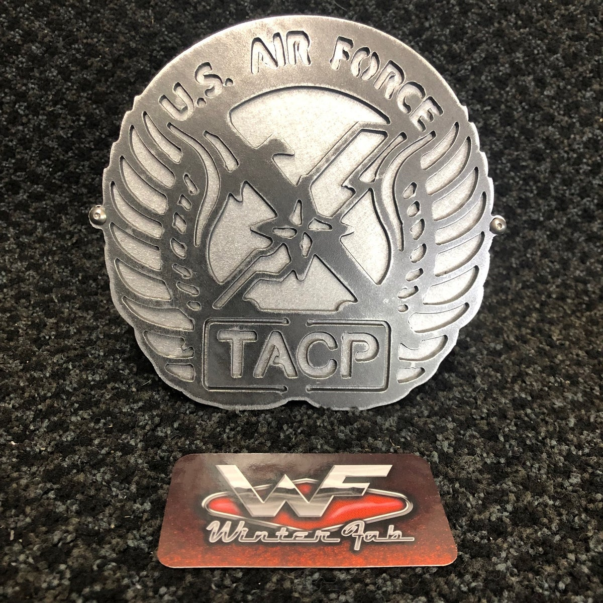 Image of US Air Force TACP Hitch Cover