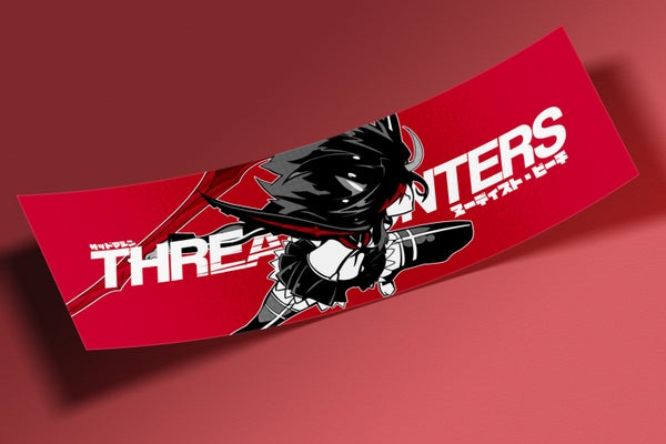 Image of Thread Hunters V2 Box Sticker