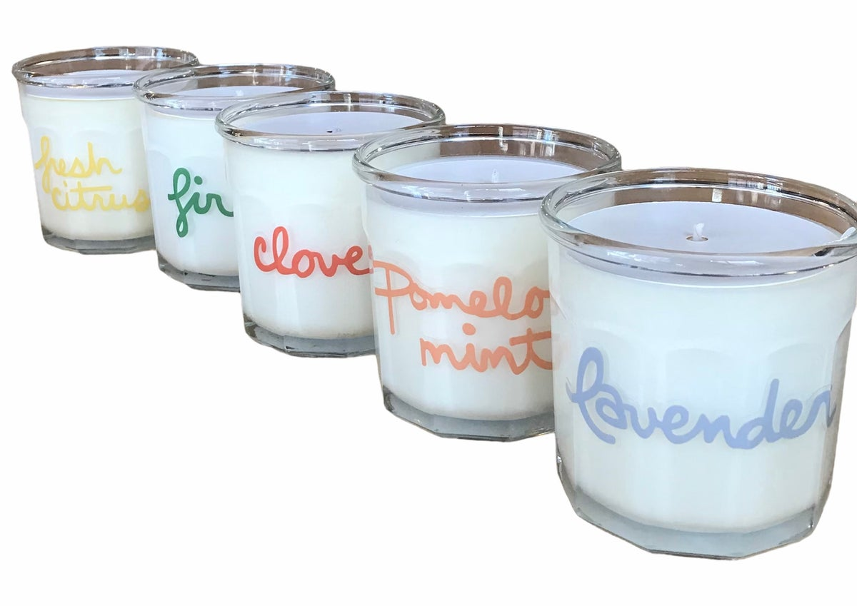Image of Housemade Essential Oil Candles - Glass