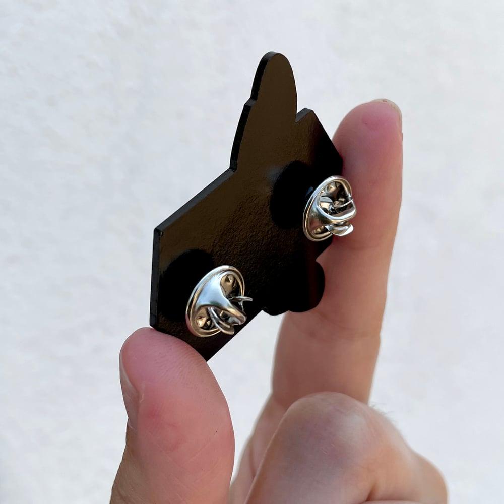 Geometric Wasp Pins