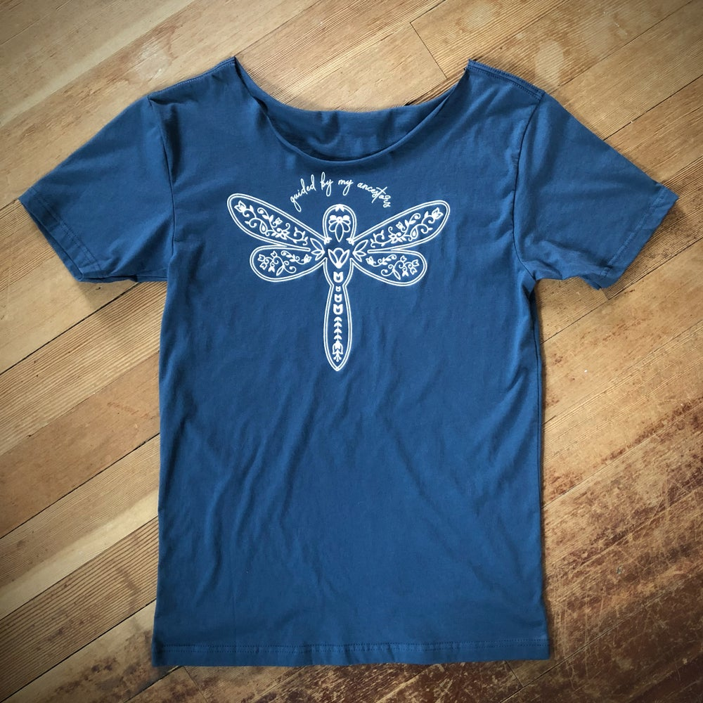 Image of Dragonfly Swoop Tee