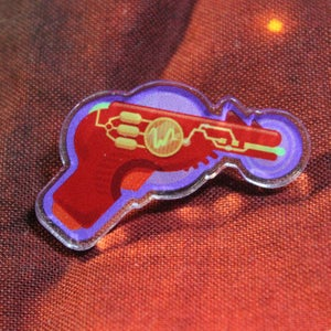 Image of Sci-Fi Raygun Pins!