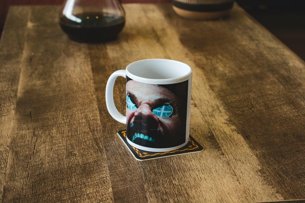 Dead Leisure Awake & Afraid Coffee Mug