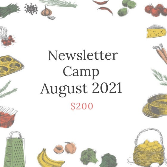 Image of August Newsletter Camp #1